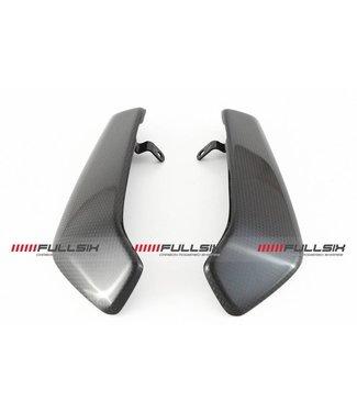 Fullsix Ducati Monster 1200 carbon radiateur cover