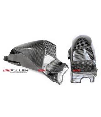 Fullsix Ducati Streetfighter carbon fibre air intakes