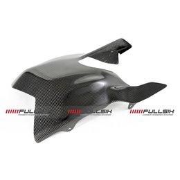 Fullsix Ducati Streetfighter carbon swingarm cover