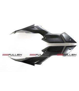 Fullsix Ducati Streetfighter carbon tank panelen