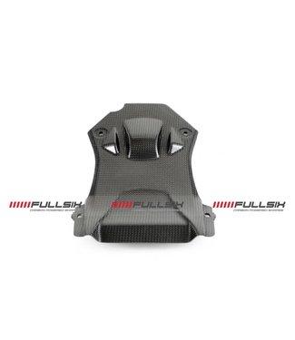 Fullsix Ducati Streetfighter carbon seat heat cover OEM