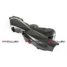 Fullsix Ducati Streetfighter carbon nokkenasriem cover horizontaal