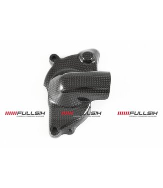Fullsix Ducati Streetfighter carbon fibre waterpump cover