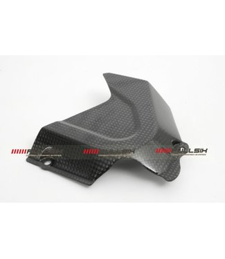 Fullsix Ducati Streetfighter carbon fibre sprocket cover