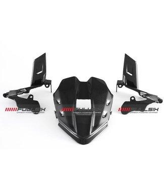 Fullsix Ducati V4 carbon dashboard cover