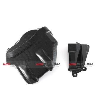 Fullsix Ducati V4 (SF) carbon motorblok covers