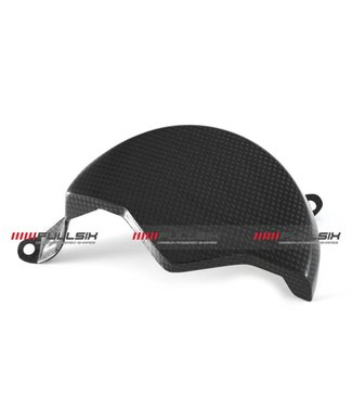 Fullsix Ducati V4 carbon fibre alternator cover