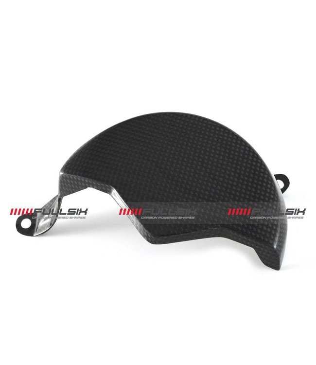 Fullsix Ducati V4 carbon fibre alternator cover