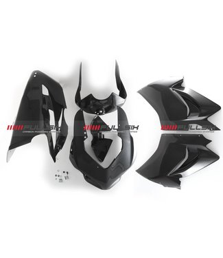 Fullsix Ducati V4 carbon fibre race fairing kit