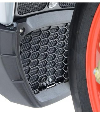 R&G R&G Aprilia oil cooler guard