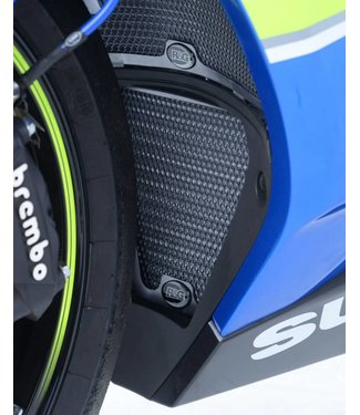 R&G R&G Suzuki oil cooler guard