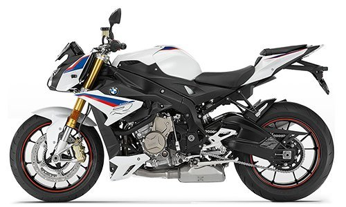 S1000R Naked 2017-