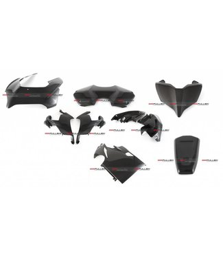 Fullsix Ducati V4 carbon fibre fairing