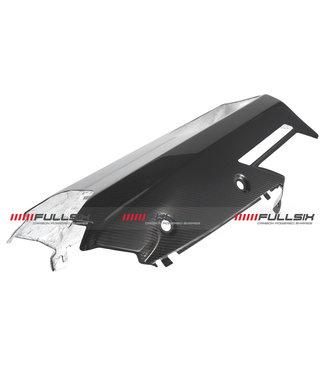 Fullsix Yamaha R1M 2015- carbon fibre bellypan