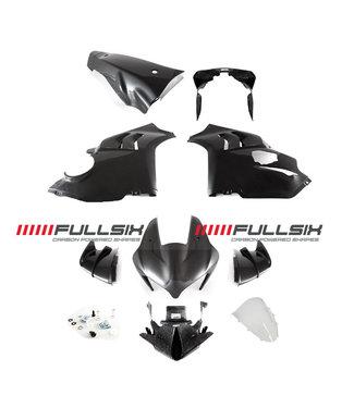 Fullsix Ducati V4R carbon fibre fairing kit