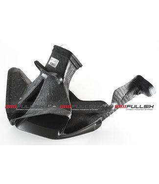 Fullsix Ducati V4R carbon fibre racing air intake