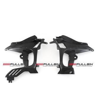 Fullsix Ducati V4 Streetfighter carbon fibre inner side fairing