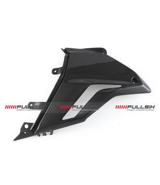 Fullsix Ducati V4 Streetfighter carbon fibre lower fairing left
