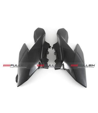 Fullsix Ducati V4 Streetfighter carbon fibre side panels
