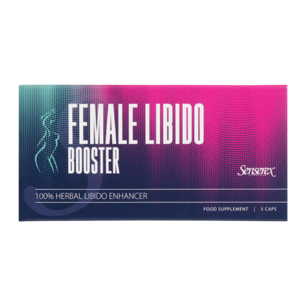 Potenzmittel Frauen | Aphrodisiaka | Queen Active | Female Libido Booster