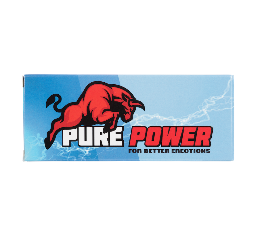 Pure Power - 5 capsules - Erectile dysfunction