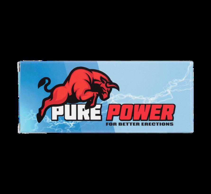 Pure Power - 5 Kapseln - Potenzmittel