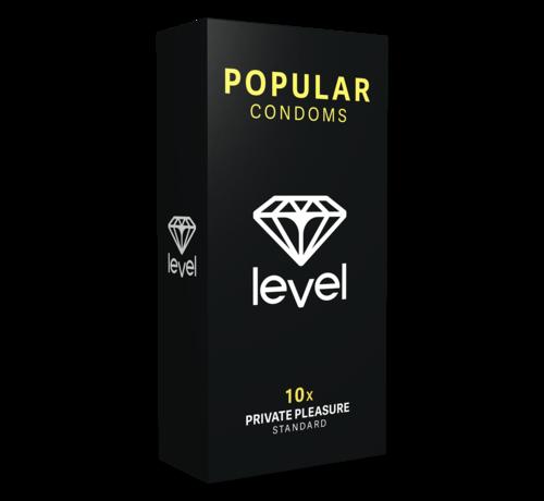 Level Level Popular - Kondome - 10 stück