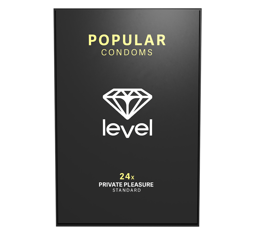 Level Popular - Kondome - 24 stück