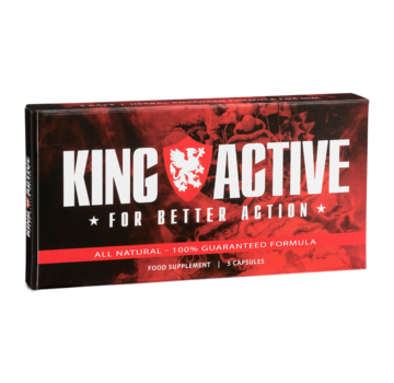 King Active King Active - 5 caps