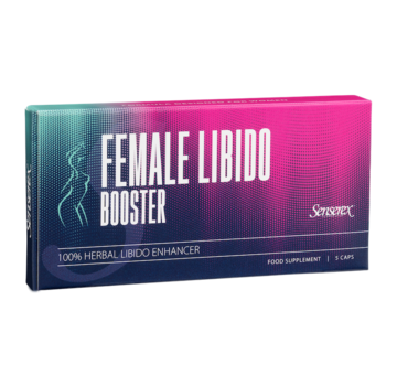 Senserex Female Libido Booster - 5 caps