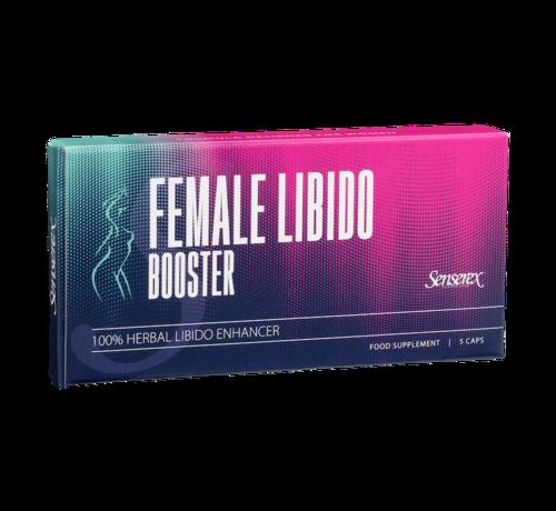 Senserex Female Libido Booster - 5 capsules - Libido Vrouw