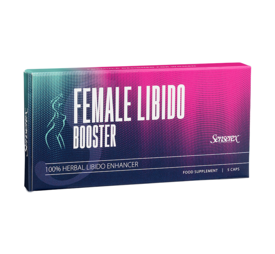 Female Libido Booster - 5 capsules - Libido Female