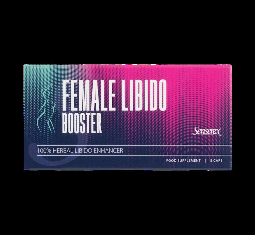 Female Libido Booster - 5 Kapseln - Libido Frau
