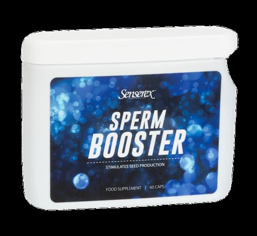 Senserex Sperm Booster - 60 Kapseln | Mehr Sperma