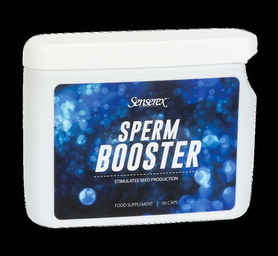 Sperm Booster - 60 capsules |  Meer Sperma booster