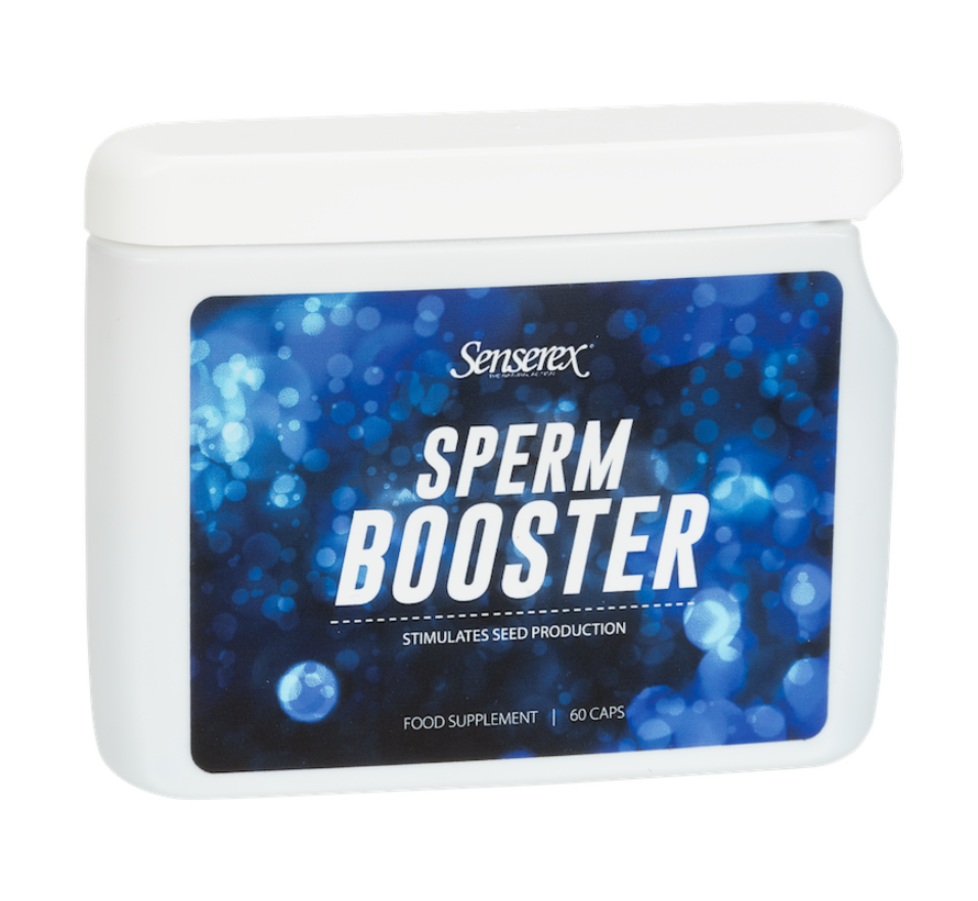 Sperm Booster - 60 Kapseln | Mehr Sperma