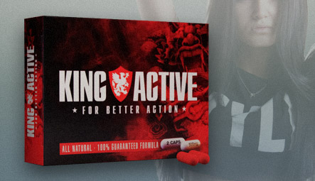 King Active erectile dysfunction pills