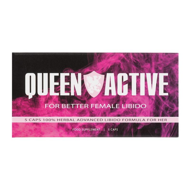 Queen Active Libido enhancer