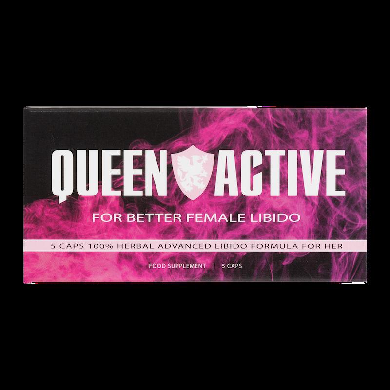 Queen Active Frau