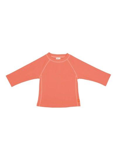 Lässig UV-shirt Peach lange mouw