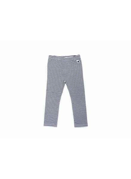 Sproet & Sprout Legging navy stripes