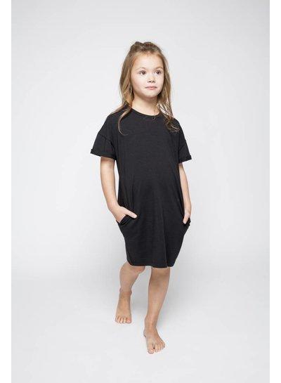 En T Zwart Minirockstar Van Mingo Shirt Originele Jurkje sBtrCxhQd