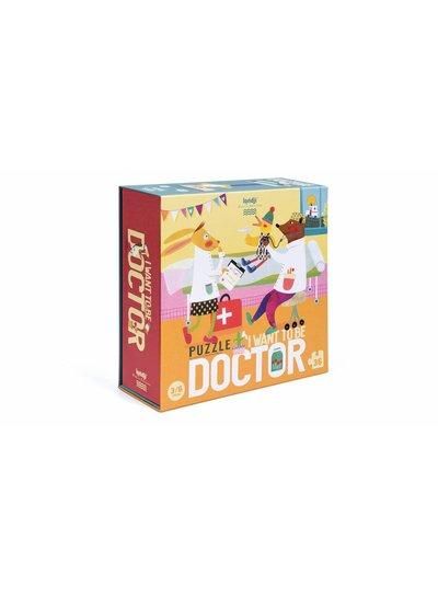 Londji  Puzzel ik wil dokter worden