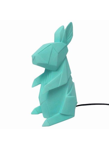 Disaster Designs Lamp origami konijn