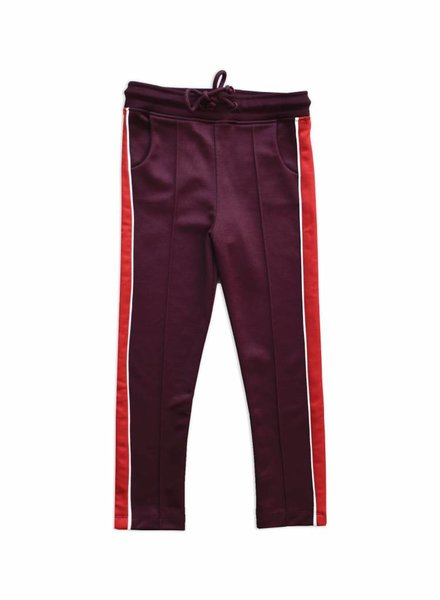 Ammehoela Trackpants burgundy