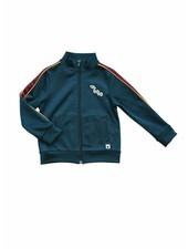 Ammehoela Track jacket dark green
