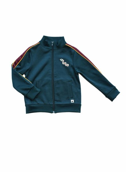 Ammehoela Track jacket dark green