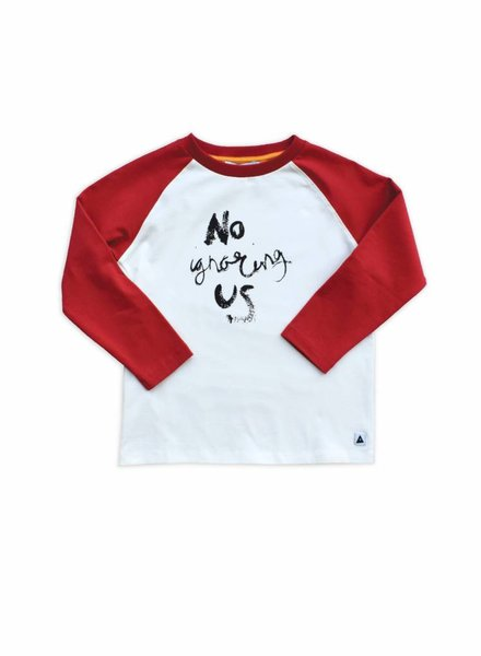 Ammehoela Longsleeve No ignoring us