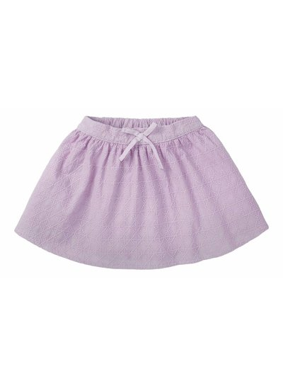 Sproet & Sprout Rok Embroidery - dusty violet