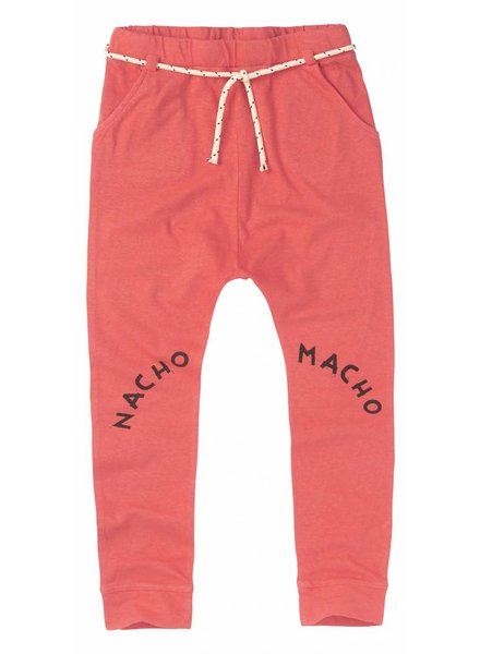Sproet & Sprout Broek 'Nacho Macho' - red pepper